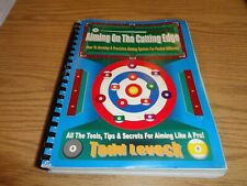 Aiming On The Cutting Edge [ BCA CERTIFIED ] - Best Pool Book!!