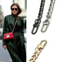 Crossbody Shoulder Bag Purse Wallet Handbag Metal Chain Strap Handle Replacement