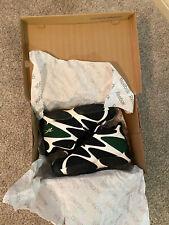 New listing VNDS Reebok Kamikaze I 1 Mid White/Black/Racing Green Shawn Kemp Retro Rare 10.5