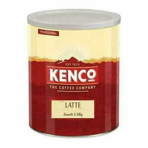 Kenco Latte Smooth & Silky Instant Coffee 750g 45 Cups Barista Edition UK