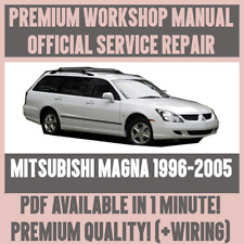 mitsubishi car truck service repair manuals ebay. Black Bedroom Furniture Sets. Home Design Ideas