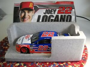 Joey Logano 2018 AAA 1:24 Ford Fusion--1 of 505 produced--FREE SHIPPING