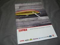 Rapala Japan 2015 Fishing Equipment Catalog Since 1936
