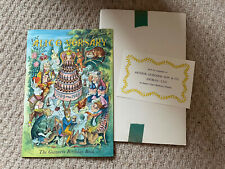 More details for guinness alice in wonderland aliceversary doctor book +card ex cond see photo