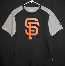 MLB Baseball San Francisco GIANTS T-Shirt by Fanatics (Size Large)