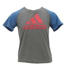 Girls Kids Youth Size Official Adidas Athletic Polyester T-Shirt New With Tags