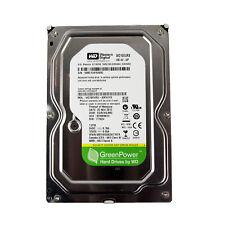 1TB Western Digital WD10EURX green AV-GP internal Hard drive SATA-600 1000 GB
