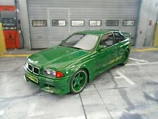 BMW 3er M3 Coupe AC Schnitzer E36 CLS II grün green Tuning Resin Otto model 1:18