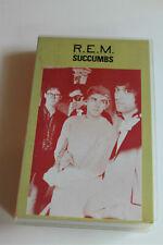 R.E.M. – Succumbs (VHS)
