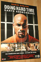 Doing Hard Time Filmplakat / Poster A1 ca 60x84cm