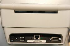 Zebra TLP 2844-Z (284Z-10400-0001) Label Thermal Printer USB Ethernet Network