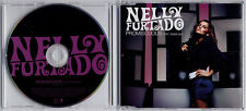 NELLY FURTADO Promiscuous 2006 UK 1-track promo CD NELLY17 Timbaland
