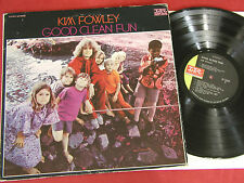 Kim Fowley - Good Clean Fun 1968 USA Original Imperial LP-12443