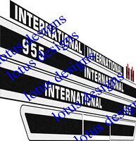 international 955 Tractor stickers / decals