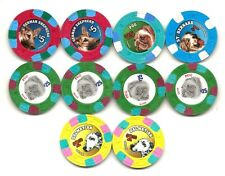Paulson Chip Molds,.,(10).5 Different Dogs