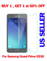 New 9H Tempered Glass Screen Protector Film For Samsung Galaxy Grand Prime G530