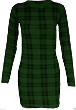 Vestiti da donna tunica verde