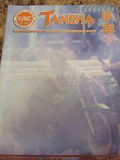 VJMC TANSHA MAGAZINE OCT 2008 CB72 RESTORERS HAMPSHIRE OPEN DAY KETTERING