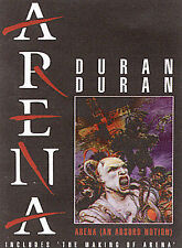 Duran Duran - Arena: The Movie (DVD, 2004)