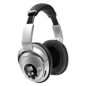 AM/FM Stereo Headset Radio By Radio Shack - AM/FM Headset Radio 1200518