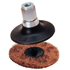 3M Scotch-Brite 7712 Roloc Gasket Removal Disc, 3 inch, Medium FREE SHIPPING