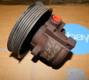 2001 02 Ford Explorer Sport Trac Power Steering Pump 4.0L W/ 90 Day Warranty OEM