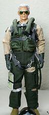 "DRAGON MODELS 1/6 F-117A Night Hawk Pilot Lt. Col. Mitch Metzger ""Moondog"""
