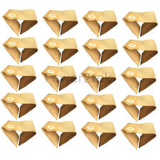 20 x zr81 Sacchetti Per Aspirapolvere Per Rowenta ru101 ru104 ru105 Hoover Nuove