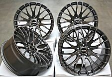 "18"" CRUIZE 170 GM ALLOY WHEELS FIT AUDI A3 S3 RS3 A4 S4 RS4 A5 S5"