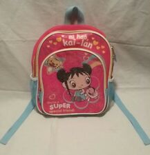 Ni Hao Kai-Lan, 12in, medium size, girls, kids school backpack, book bag