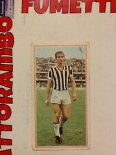 Figurine Calciatori  Rovetta Juventus - Anno 70/71 Panini