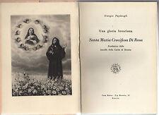 santa maria crocifissa di rosa una gloria bresciana - giorgio papasogli - narvtr