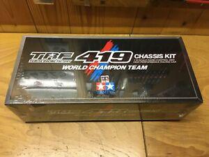 Tamiya TRF419XR Chassis Kit, Item: 42316, NIB (Vintage, TRF211,TRF420, TRF501)