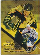 2000-01 Topps Gold Label - Scott Hartnell Class 2 GOLD Rookie #46/66 RARE