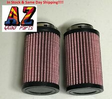 Yamaha Banshee YFZ 350 K&N Style Air Pod Filters Filter Pair Stock Carbs 26mm KN