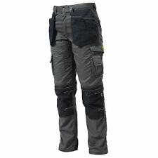 Apache Heavy Duty Work Trousers (Kneepad & Holster Pockets) - APKHT
