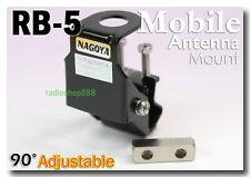 Mobile Antenna Mount Gutter Mount 90° adjustable RB-5
