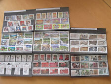 collection FRANCE Oblitéré 2009  100 timbres différents 8 séries