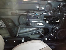 2016 Ford Mustang GT Left Hand Window Mech and Motor   S550 Coupe Window Motor