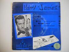 HARRY JAMES : LE VOL DU BOURDON / CARNIVAL ♦ 45 TOURS EP ♦