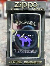 New ListingCamel powered Zippo Lighter