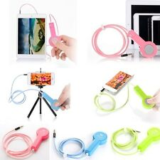 REMOTE RELEASE SHUTTER CAMERA SHOOT CONTROL CABLE FOR IPHONE 4 4S 5 5C 5S 6 6PLU