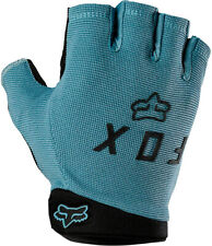 Fox Racing Ranger Gel Gloves - Light Blue Short Finger Men's Medium