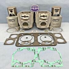 77.5mm Ski-Doo 583 Cylinder SPI Pistons Gaskets 1996 Formula STX Z 420923067 600
