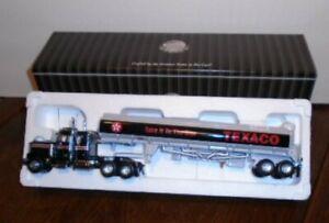 RARE NEW TEXACO MATCHBOX COLLECTIBLES KENWORTH W900 PLATINUM EDITION 92174 COA