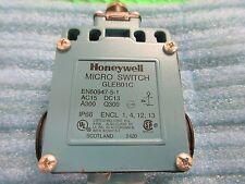 GLEB01C, Honeywell Limit Switch Roller Plunger GLE SPDT S/ACTION NEW