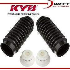 2 KYB Suspension Strut Bellow-Strut Boots Front or Rear KYB SB103 Boot & Cushion