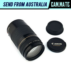 Canon EF 75-300mm F/4-5.6 Zoom Lens Ultrasonic [Parts Only] C3181