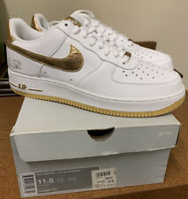 Nike Air Force One '07 Low Players Men's Size 11 New In Original Box Rare