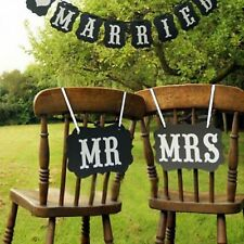 Decoration Ideas For Wedding Party Photo Decor Supplies Black and White Mr&Mrs